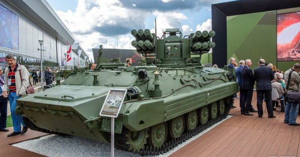 Nga sẽ xuất khẩu hệ thống phòng thủ Sosna sang Đông Nam Á