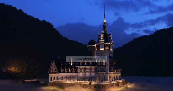 Hé lộ về chủ nhân kín tiếng của tòa lâu đài tráng lệ 400 tỷ trên đỉnh Tam Đảo