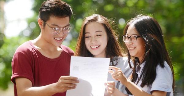 Các trường Đại học bắt đầu công bố điểm chuẩn 2018