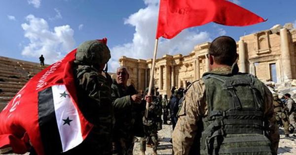 Nga tố cáo Mỹ huấn luyện phiến quân âm mưu tấn công Palmyra ở Syria