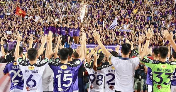 CLB Hà Nội vô địch V.League và dấu ấn thế hệ U23