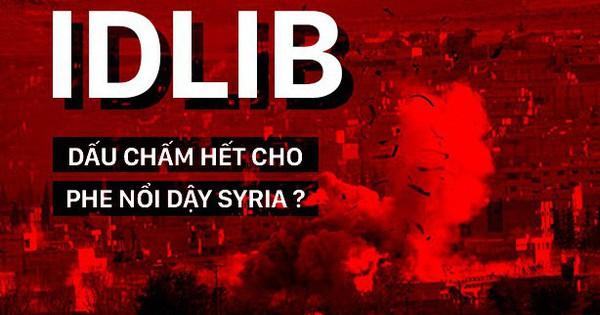 """""""Tử địa"""" trước giờ G: Idlib thành mồ chôn phe đối lập hay là cái cớ để Mỹ động binh?"""