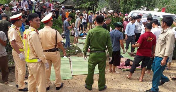 Nguyên nhân ban đầu vụ tai nạn thảm khốc khiến 11 người chết ở Lai Châu