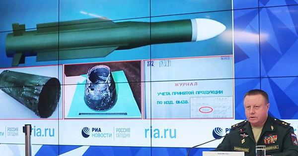 Những tuyên bố trái ngược Nga từng đưa ra để cáo buộc Ukraine là thủ phạm bắn rơi MH17