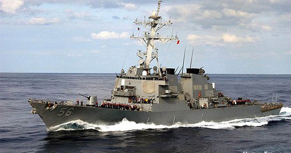 Ảnh: Top 10 tàu khu trục hàng đầu thế giới hiện nay