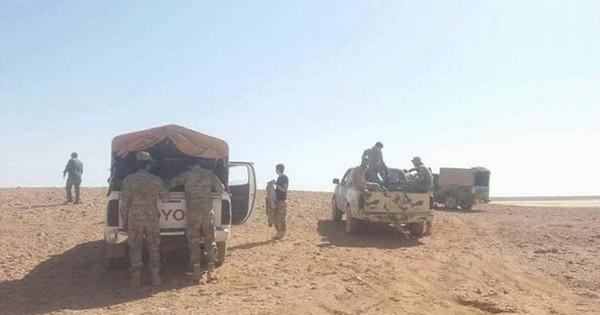 Quân tinh nhuệ Syria đánh tan IS phản công, diệt nhiều tay súng khủng bố ở sa mạc tỉnh Homs