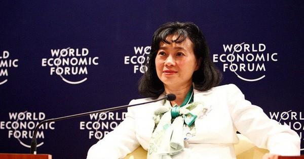 Bà Đặng Thị Hoàng Yến đã rời khỏi Công ty CP Tập đoàn Tân Tạo?