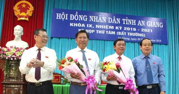 An Giang có tân Phó Chủ tịch UBND tỉnh