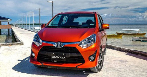 Xe mới của Toyota về Việt Nam giá gần 400 triệu đồng