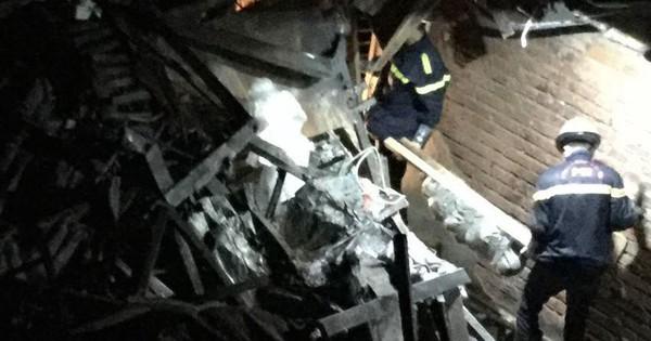 """Hai thi thể tìm thấy ở khu nhà trọ bị cháy của ông Hiệp """"khùng"""" là cặp vợ chồng ở Phú Thọ"""