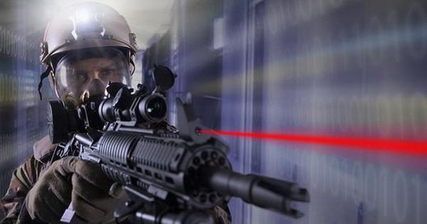 Trung Quốc khoe súng laser ZKZM-500 diệt mục tiêu ở cự ly 800m