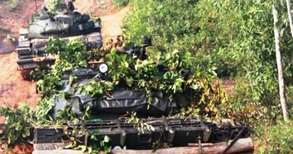 Cơn tưởng bở… làm khổ lính xe tăng Việt Nam suốt đêm