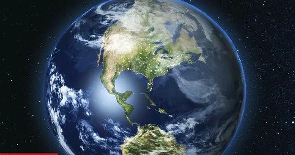 Trái Đất rung lắc khi tự quay quanh trục là do đâu?