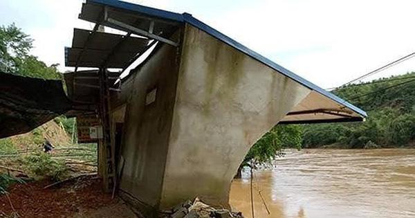 Mưa lũ tại Thanh Hóa khiến 14 người chết và mất tích