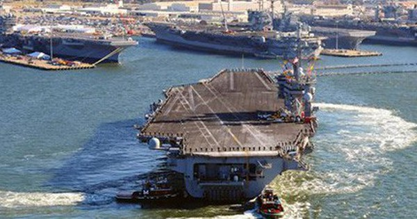 Tái lập Hạm đội 2, Mỹ ưu tiên cho cuộc cạnh tranh nước lớn