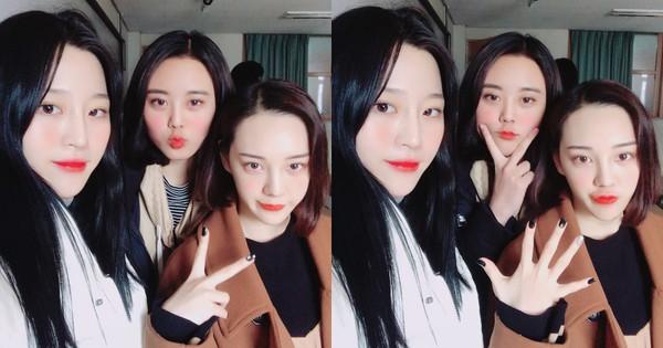 """Đây là """"lò đào tạo idol"""" có nhiều nữ sinh xinh đẹp nhất Hàn Quốc"""