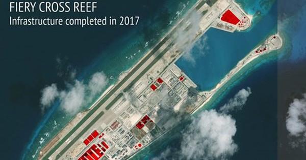 """Mỹ cáo buộc Trung Quốc """"quân sự hóa khiêu khích"""" ở Biển Đông"""