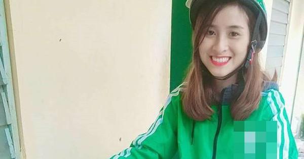 Thực hư bức ảnh cô gái chạy xe ôm xinh đẹp khiến dân mạng nhiệt tình xin thông tin