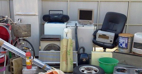 Nghịch lý ở Nhật Bản: Vứt đồ đi quá tốn tiền, người Nhật phải tìm người để cho tặng mà cũng chẳng ai lấy