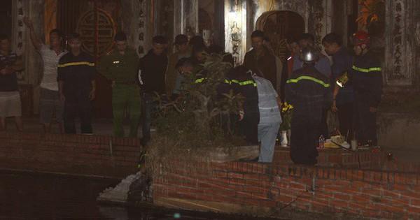 Nhân chứng kể lại giây phút phát hiện thi thể một người đàn ông trôi nổi trên hồ Triều Khúc