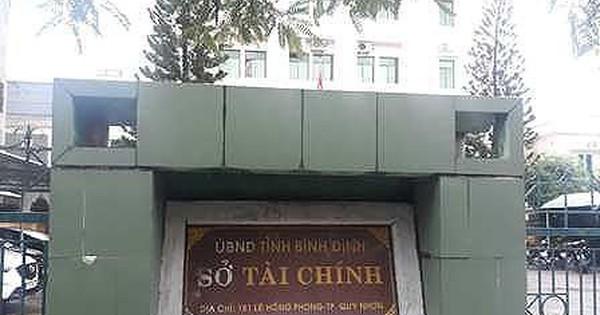 Phó phòng Sở Tài chính Bình Định chết nghi treo cổ tại cơ quan