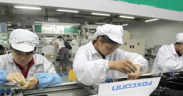 Foxconn chuẩn bị mở nhà máy sản xuất iPhone tại Việt Nam?