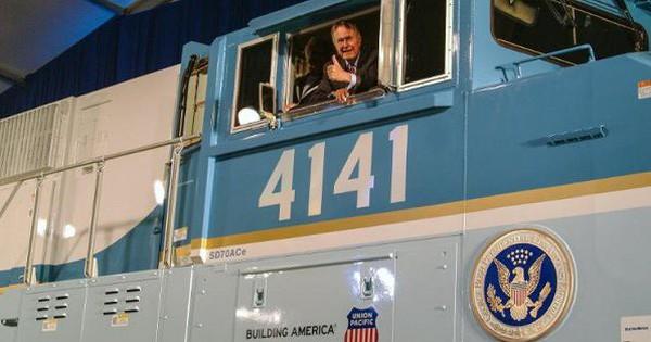 Tại sao di hài cố Tổng thống George H.W. Bush được đưa về nơi an táng bằng tàu hỏa?
