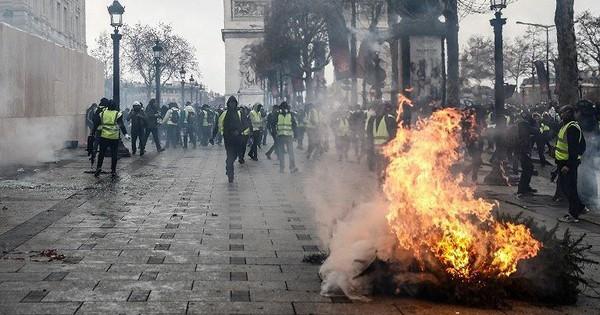 Chảo lửa Paris