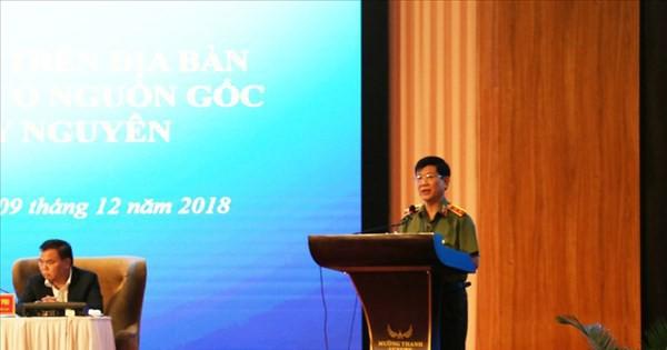 Bộ Công an tăng cường quản lý casino dọc biên giới Campuchia