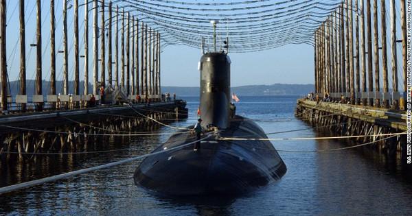 """3 tàu ngầm hạt nhân tỉ đô của Mỹ """"đắp chiếu"""" dài vì lý do này"""