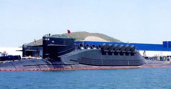 Trung Quốc đạt tiến triển lớn với tên lửa cho tàu ngầm hạt nhân