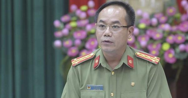 Đại tá Nguyễn Thanh Tùng làm Thủ trưởng Cơ quan CSĐT Công an Hà Nội