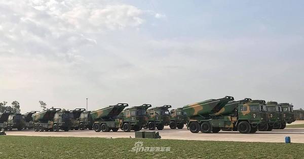 [ẢNH] Kinh ngạc trước dàn vũ khí số 1 Đông Dương của Quân đội Lào