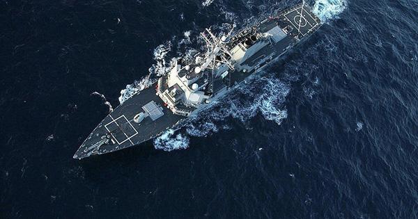 Tàu khu trục Mỹ xâm nhập Biển Đen, Hải quân Nga bám sát nhất cử nhất động
