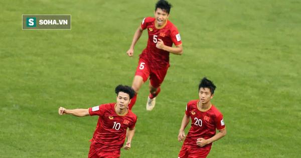 Tuyển Việt Nam nhận thưởng 2 tỷ đồng sau chiến tích vào tứ kết Asian Cup