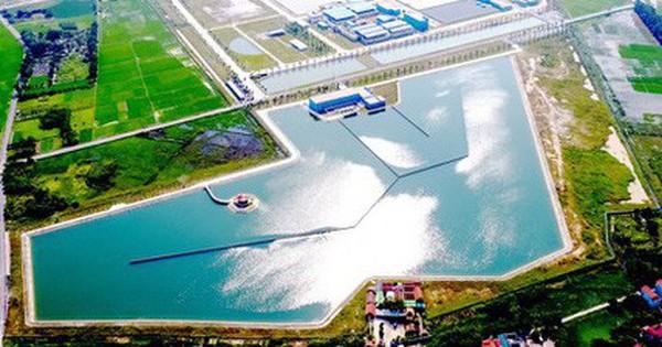 Nhà máy nước Sông Đuống chưa được Bộ Xây dựng nghiệm thu đã vận hành!