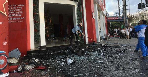 HEAD Honda ở Đà Nẵng xảy cháy trong ngày Vía Thần Tài