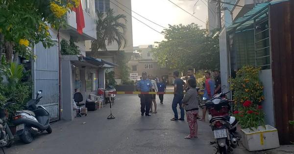Thanh niên 23 tuổi rơi từ tầng cao chung cư ở Sài Gòn