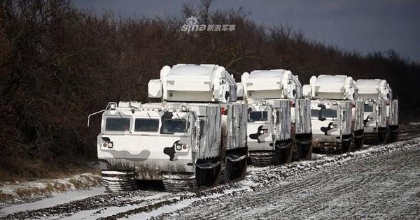 Xem Nga triển khai hệ thống Tor-M2DT ở Bắc Cực