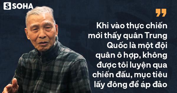Ký ức chiến tranh năm 1979: Quân Trung Quốc cướp phá khiến cả TX Cao Bằng chỉ còn 1 ngôi nhà cấp 4