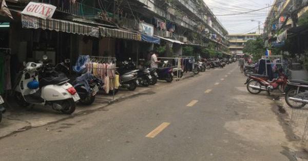 Di dời khẩn cấp 600 hộ dân trong các chung cư cũ tại Quận 4, TPHCM