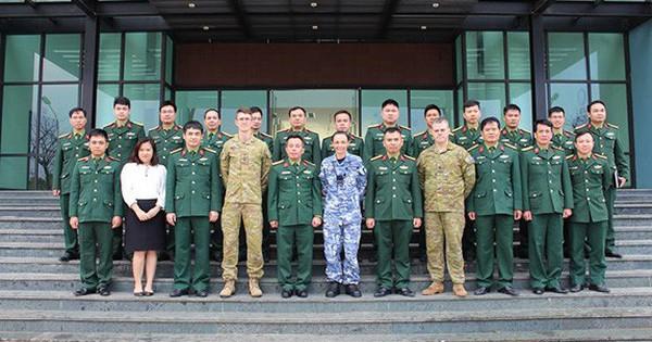 Công binh Việt Nam chuẩn bị tham gia hoạt động Gìn giữ hòa bình Liên hợp quốc