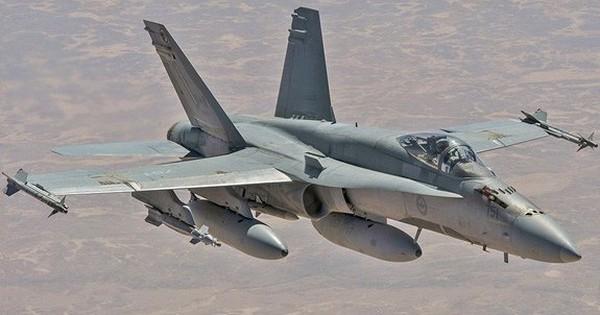 Canada nhận máy bay tiêm kích F/A-18 từ Australia: Cũ người mới ta!
