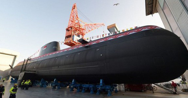 """Tàu ngầm Type 218SG Singapore được hạ thủy: Hành động """"kịp thời và là dấu mốc quan trọng"""""""