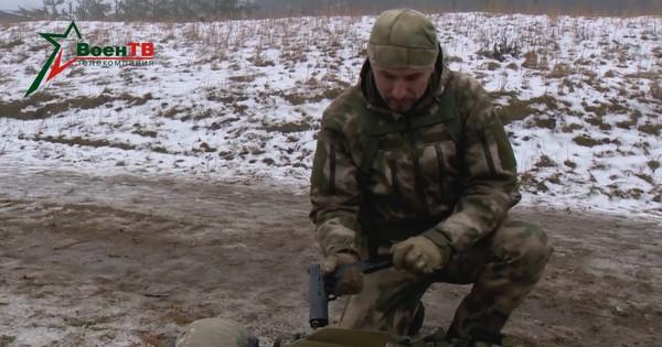 Xem bắn thực tế súng ngắn Strizh – Vũ khí độc đáo mới dành cho đặc nhiệm