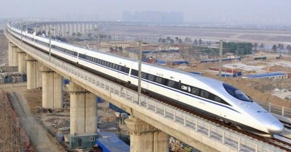 Đường sắt cao tốc Bắc-Nam: Khoảng 20 năm mới hoàn thành?