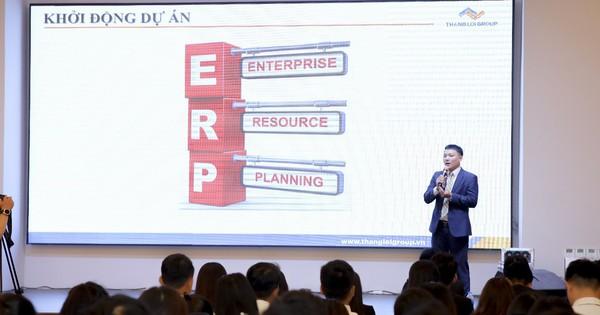 Chủ đầu tư bất động sản tiên phong triển khai ứng dụng công nghệ 4.0 ERP