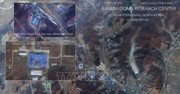 Chuyên gia Mỹ nhận định Triều Tiên chuẩn bị phóng một tên lửa