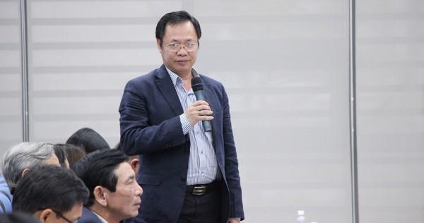 Đà Nẵng điều động Giám đốc Sở Xây dựng làm Bí thư quận