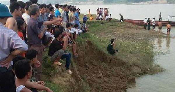 Đi dã ngoại ở khu vực thủy điện, 1 học sinh đuối nước thương tâm